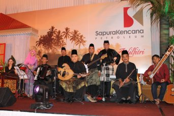 "<span style=""font-weight: bold;"">Live Band Multicultural 1Malaysia </span>"
