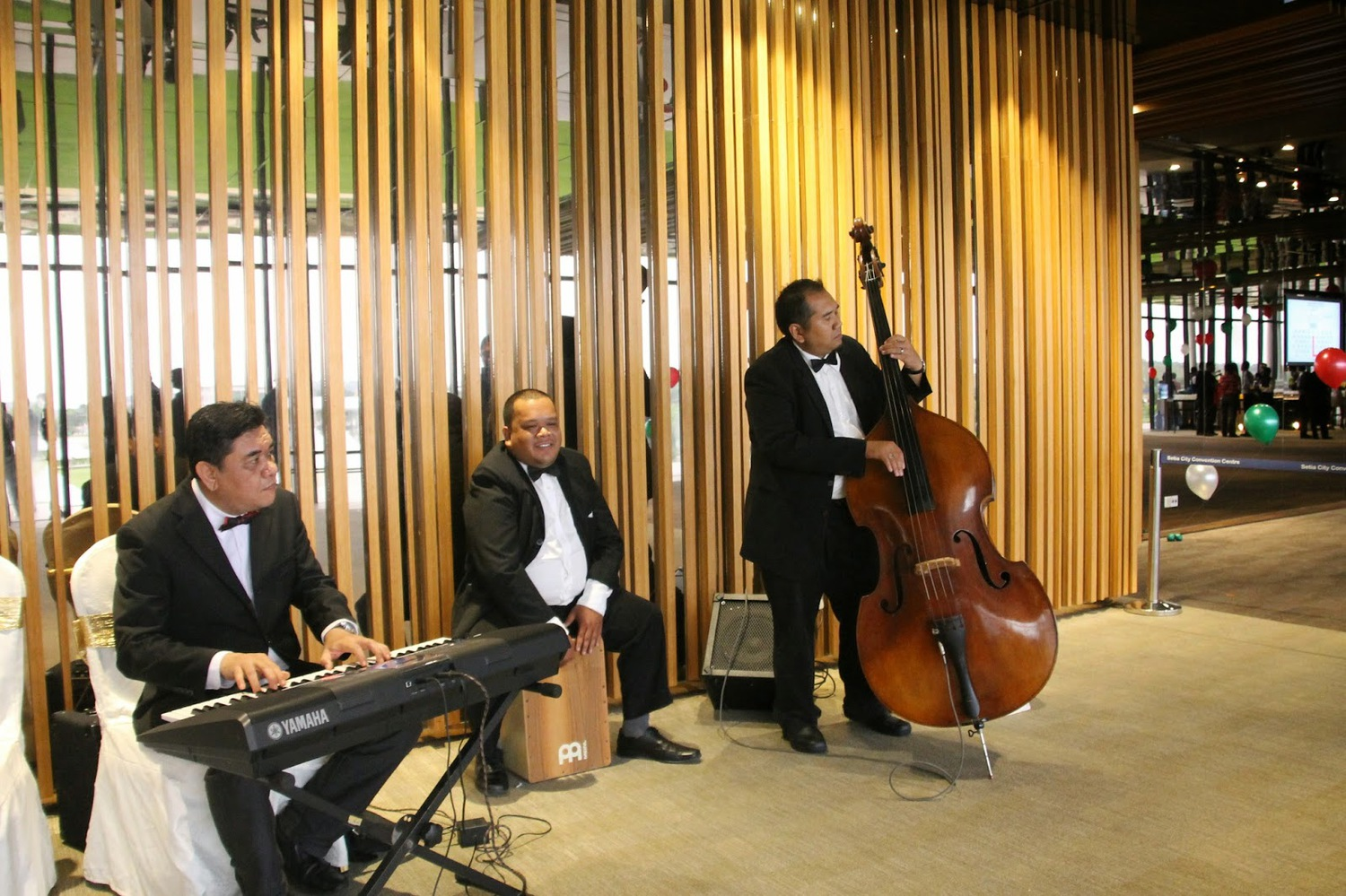 "<span style=""font-weight: bold;"">Trio Unplugged</span>"
